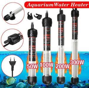 50W/100W/200W/300W Submersible Adjustable Water Heater For Aquarium Fish Tank