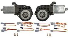 NEW PAIR Dorman Power Electric Window Lift Motors / FOR LISTED FORD MERCURY ETC