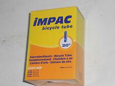 BMX Bike Schrader IMPAC Bicycle Tubes