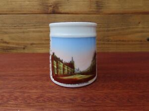Antique Market Place Blandford (Dorset) Souvenir Printed Mug, Made in Germany