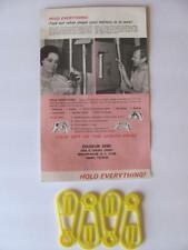 Vintage 1950s Esso Gift Of The Month Mailer Escon Handle Holders Advertising