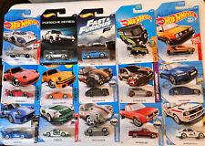 Hot Wheels lot 15 Porsche, Audi, VW - 993 GT2 911 Outlaw, Kombi GTI RS6 ZAMAC