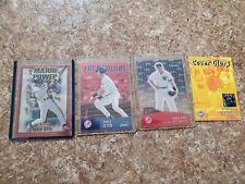4 Derek Jeter Cards