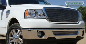 For 2007 Lincoln Mark LT T-Rex Grille Insert DJTM