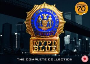 NYPD Blue The Complete Series 1 - 12 DVD Box Set New Sealed