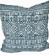 Indoor Indigo Batik Cover