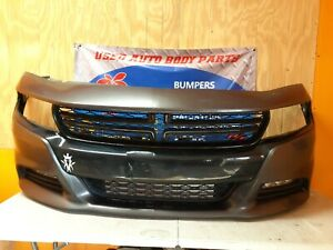 2015 16 17 18 19 20 DODGE CHARGER FRONT BUMPER COVER ASSEMBLY