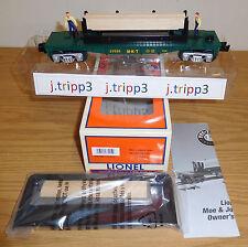LIONEL 6-37025 MKT MOE & JOE OPERATING LUMBER CAR TRAIN O GAUGE MISSOURI TEXAS