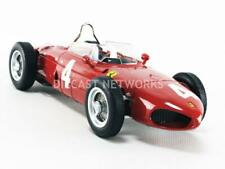 Phil Hill 1961 Winner Belgian GP #4 Ferrari Dino 156 Sharknose 1/18 by CMR