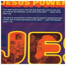 JESUS POWER-Armageddon Experience,Sound Foundation,etc.(UpBeat Rock Gospel), CD