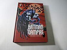 Comics Batman Vampire DC Comics