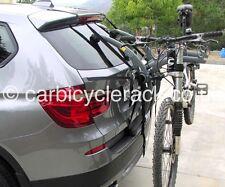Lexus RX Bike Rack 2004-09  2 Bikes ( shown on BMW X3 ) & Hatch Huggers