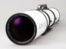 """Apm Refractor Telescope Doublet Ed Apo 152 F 7,9 Ota with 3.7 """" Pull-Out"""