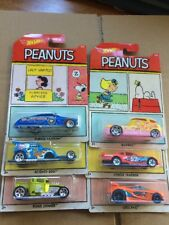 Hot Wheels Diecast-Peanuts Series FULL SET OF 6-Purple Passion, Altered Ego