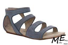 New Tsubo Barbra Leather Women Sandals Size 7.5 - 1007195 bl
