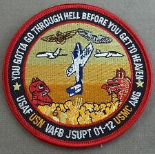 US Air Force Joint Specialized Undergraduate Pilot Training Patch