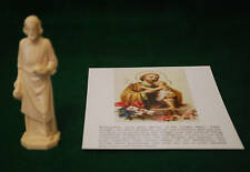 St Joseph STATUE SELL HOME kit w/directions & color prayer card *GUARANTEED*