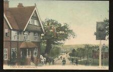 Kent SOUTHBOROUGH  London Road vintage pre 1919 PPC