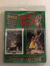 1992 Classic Draft Picks Basketball Complete Set FACTORY SEALED Limited Edition
