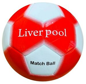 Liverpool football Top Quality Genuine Match Ball Size 5,4,3 Spedster