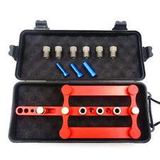 6/8/10mm Self Centering Dowelling Jig Metric Dowel Drilling Tool Woodworking Set