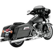 Vance & Hines Muffler Monster Round Harley Touring 95-14 - 16773