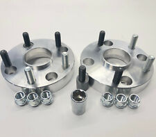PCD 30mm Adapters Ford 4x108 to fit 5x120 BMW 72.6 wheels 1 Pair