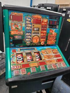 FRUIT MACHINE - LADY LUCK POTS OF PLENTY  - £5 JACKPOT - NEW £1 READY