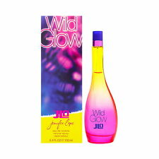 JENNIFER LOPEZ J LO WILD GLOW 100ML EAU DE TOILETTE SPRAY BRAND NEW & SEALED *