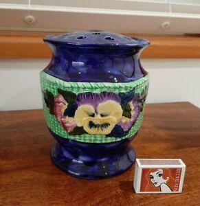 Maling Pansy Vase