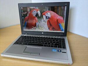 """HP ProBook 5330m 13.3"""" HD core i3 4GB 128GB SSD Beats Audio Backlight KB win 10"""