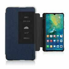 MOMAX Smart View Window Stand Phone Case with Pen Slot for Huawei Mate 20 X 5G