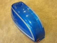 Suzuki Water Buffalo GT750 Original Decorative Gas Fuel Tank Metalflake Blue