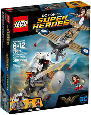 LEGO DC Super Heroes - 76075 Wonder Woman Warrior Battle mit Steve - Neu & OVP