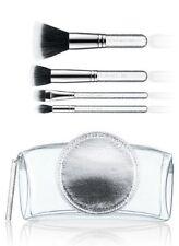 New MAC Cosmetics MAKE IT PERFECT Eyes Cheeks Mineralize Makeup Brush Set & Case