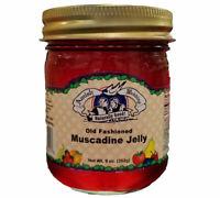 Amish Made Muscadine Grape Jelly - 9 oz - 2 Jars - FREE SHIPPING