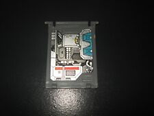 transformers g1 original headmasters fortress maximus communication door ramp