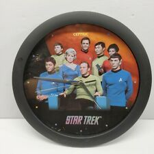 """Star Trek The Next Generation 1 00004000 2"""" Wall Clock By Centric"""
