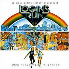 Logan's Run Jerry Goldsmith CD Limited Edition