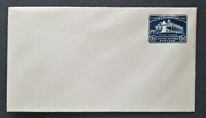 """United States  5c Mt Vernon (3.5x6.25"""" Envelope) 1932 ( U528 )"""