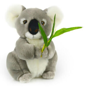 Korimco 21cm Kids/Children Small Koala Koolah Plush Soft Animal Stuffed Toy GRY