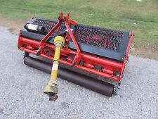 Verti Drain 7316 Core Aerator PTO Tractor Redexim Greens Turf Plugger