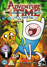 Adventure Time with Finn and Jake - Volume 1 (DVD)