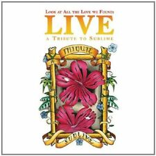 Various - Look At All The Love We Found - A Tribute To Sublime (2006) DVD+CD NEW