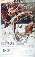 Horst Janssen Bobethanien handsigniert Kunstdruck G-5366