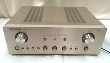 Marantz PM7200 / N1G (Gold Shade) Integrated Amplifier  Good Working Condition