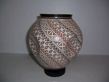 Alonso Ramirez pottery Mata Ortiz Pottery Olla Jar Pot
