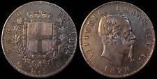 pci723) Regno Vittorio Emanuele II  lire 5 scudo 1870