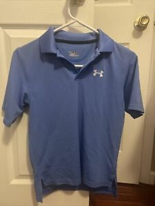 Youth under armour polo