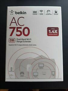 Belkin AC750 Dual Band WiFi Range Extender